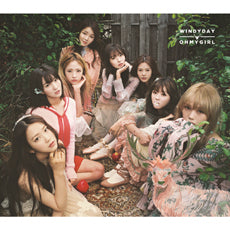 Used OH MY GIRL Windy Day Vol. 3 Repackage - Kpopstores.Com