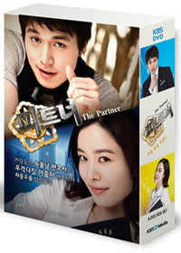 The Partner Korean Drama DVD 6 Disc English Subtitled - Kpopstores.Com