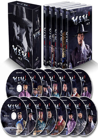 Used Jeong Do Jeon Drama Vol. 2 of 2 DVD English Subtitled - Kpopstores.Com
