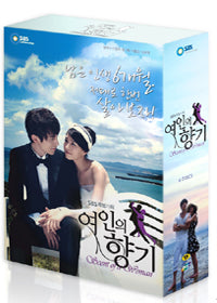 Used Scent of a Woman DVD English Subtitled SBS TV Drama - Kpopstores.Com
