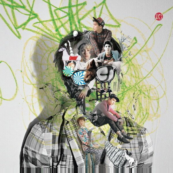 Used SHINee 3rd Official Album - Chapter 1 'Dream Girl: The misconception of you' - Kpopstores.Com