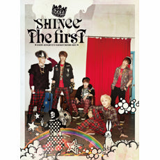 Used SHINee First Japanese Album CD DVD Limited Edition