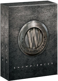 Used Snowpiercer Movie DVD 3 Disc Limited Edition - Kpopstores.Com