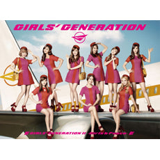Used Girl Generation Girl and Peace World Tour Delux Edition Japan Version