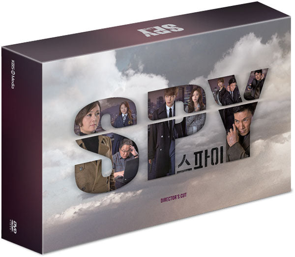 Spy Korean Drama DVD KBS TV Drama Directors Cut Korea Version - Kpopstores.Com