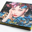 Sunmi Lalalay Digital Single Album Promo CD Wondergirls Kpop Diva