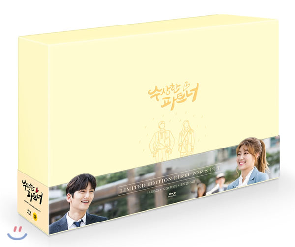 Used Suspicious Partner Blu ray SBS TV Drama Limited Edition - Kpopstores.Com