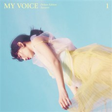 Used TAEYEON My Voice Deluxe Edition 1st Official - Kpopstores.Com