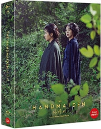 Used The Handmaiden Blu ray 3 Disc First Press Limited Package - Kpopstores.Com