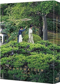 Used The Handmaiden Movie Blu ray 3 Disc Steelbook Type B - Kpopstores.Com
