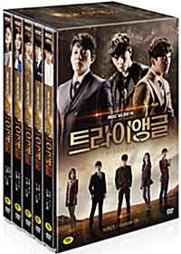Triangle Kim Jaejoong DVD English Subtitled MBC TV Drama - Kpopstores.Com