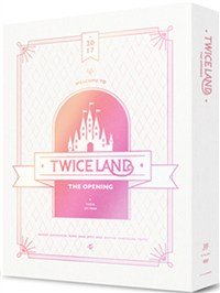 Used TWICE TWICELAND The Opening Concert DVD Korea Version - Kpopstores.Com