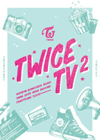 Used TWICE TV2 Limited Edition Korea Version - Kpopstores.Com