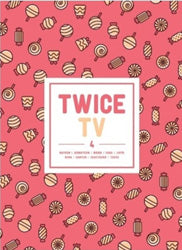 Used TWICE TV4 Limited Edition Korea Version - Kpopstores.Com