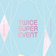 Used TWICE Super Event DVD (Photobook + Photo Cards) (Limited Edition) (Korea Version)