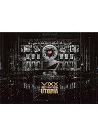 Used VIXX Fantasia Utopia 2 Disc Photobook Limited Edition - Kpopstores.Com