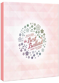 Used XIA Tour Concert In Japan The Best Ballad Spring  3 DVD