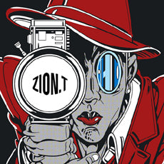 Used ZION T Vol. 1 Red Light Korea Version - Kpopstores.Com