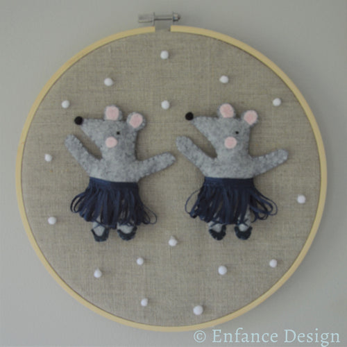 Mice Ballerinas