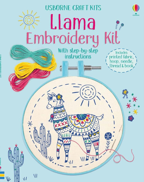 Usborne Embroidery Kits