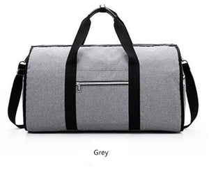 Useful Gift:PICANO 2-in-1 Weekender Duffel Bag and Suit Case