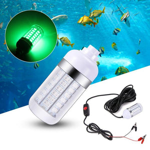 Underwater Submersible Fishing LED lights useful gifts gift ideas