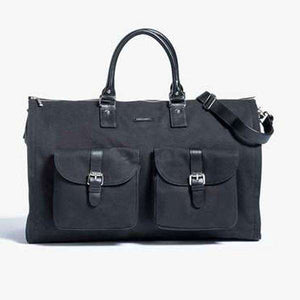 Useful Gift:2-in-1: Weekender Duffel Bag and Suit Case