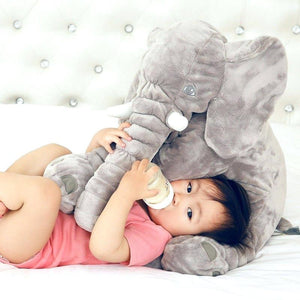 Useful Gift:Large Plush Elephant Pillow