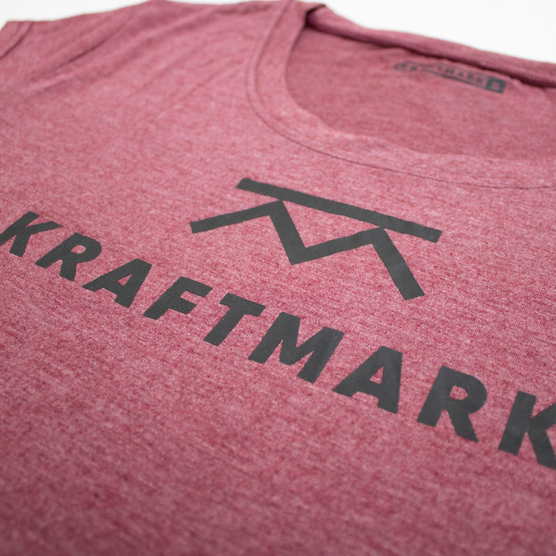 T-shirt Purple - Kraftmark