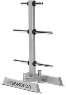 Freemotion - Epic Free Weight Plate and Bar Storage Rack