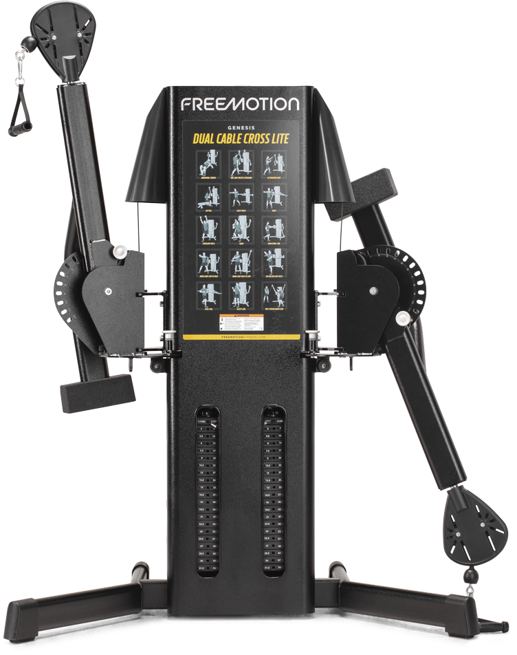 Freemotion - Dual Cable Cross Lite