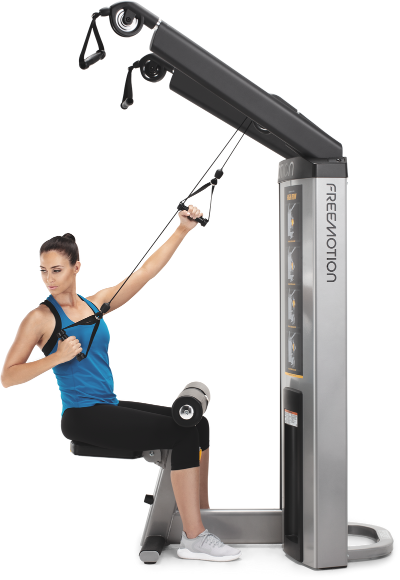 Freemotion - GENESIS DS Lat Pulldown / High Row