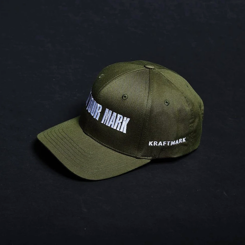 Make Your Mark Olive Green