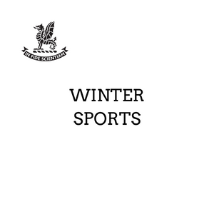 WINTER SPORTS (Years 3 to 6)