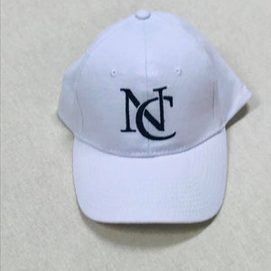 Hat - White NC Supporters Cap