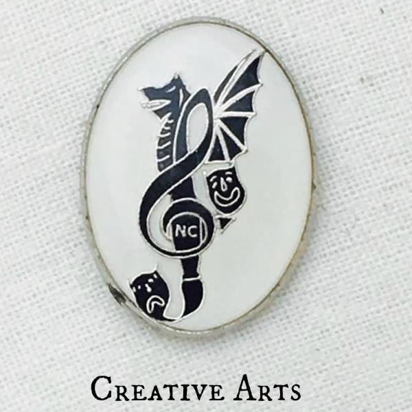 Badge - Creative Arts / Music