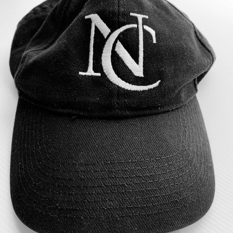 Hat - Black NC Supporters Cap