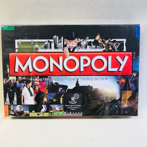Monopoly - Newington Edition