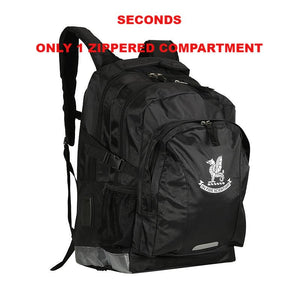 Bag - Back Pack - Size Small - ONE ZIPPER