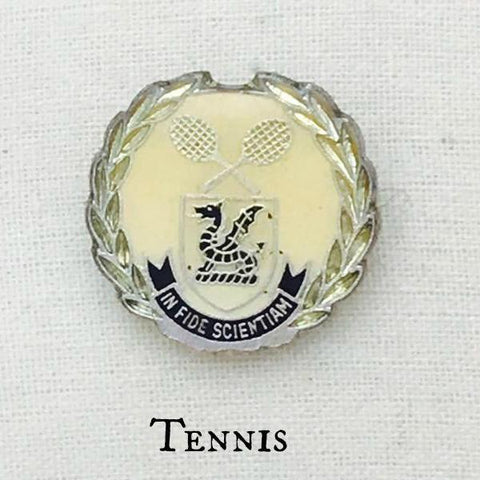 Badge - Tennis
