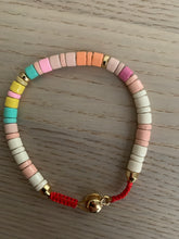 Load image into Gallery viewer, Pastel tube bracelet