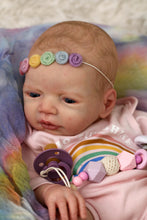 Load image into Gallery viewer, SALE! PROTOTYPE Payten by Angela Degner Reborn Baby Girl Doll - Reborn, Sweet Shaylen Maxwell iiora 2016-2019