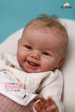 Load image into Gallery viewer, PROTOTYPE Rosalee by Sandrien Faber Reborn Baby Girl Doll - Reborn, Sweet Shaylen Maxwell iiora 2016-2019