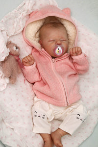 Brooklyn the Realborn by Bountiful Baby Reborn Baby Girl Doll - Reborn, Sweet Shaylen Maxwell iiora 2016-2019