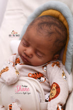 Load image into Gallery viewer, PROTOTYPE Shane by Angela Degner Reborn Cuddle Baby Boy Doll - Reborn, Sweet Shaylen Maxwell iiora 2016-2021