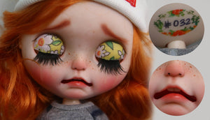 Resell Custom Blythe by BestDressedBlythe - with lots of outfits - 2019