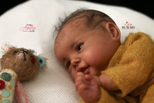 Load image into Gallery viewer, PROTOTYPE Amélie by Sandy Faber Reborn Baby Girl Doll - Reborn, Sweet Shaylen Maxwell iiora 2016-2020