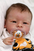 "Load image into Gallery viewer, READY TO SHIP ""River"" by Toby Morgan Reborn Baby Boy Doll - Reborn, Sweet Shaylen Maxwell iiora 2016-2019"