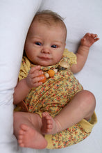 Load image into Gallery viewer, PROTOTYPE Braelyn by Ann Timmerman Reborn Baby Girl Doll - Reborn, Sweet Shaylen Maxwell iiora 2016-2019