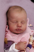 Load image into Gallery viewer, OOAK Sold Out LOULOU Reborn Baby Girl Doll - Reborn, Sweet Shaylen Maxwell iiora 2016-2021